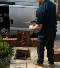 Drain cleaning in Folkestone and Hythe CT21